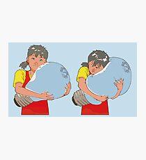 OTOMO - LAMP HUG Photographic Print