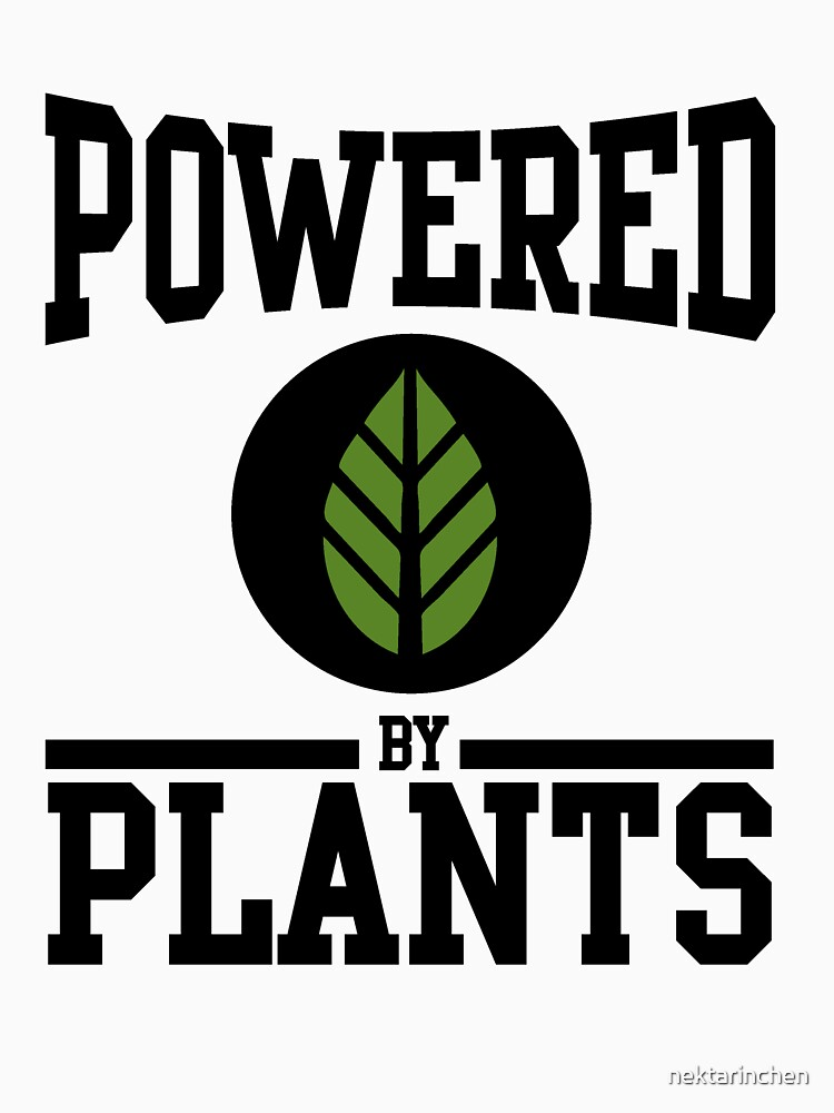 Powered by Plants | Unisex T-Shirt