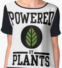 Powered by Plants Chiffon Top