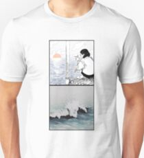 Harbour Einsamkeit Unisex T-Shirt