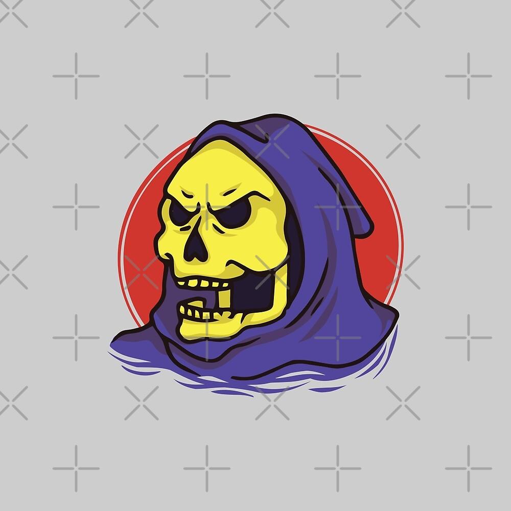 Skeletor by Vanessa Éffe