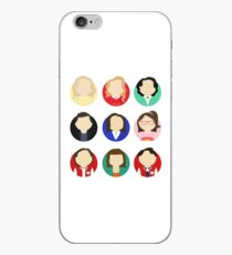 Heathers Busts iPhone Case