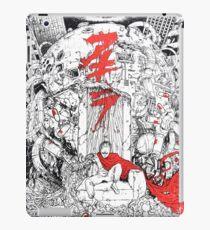 Akira Tetsuo Throne iPad Case/Skin