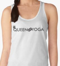 Queen of yoga Women's Tank Top