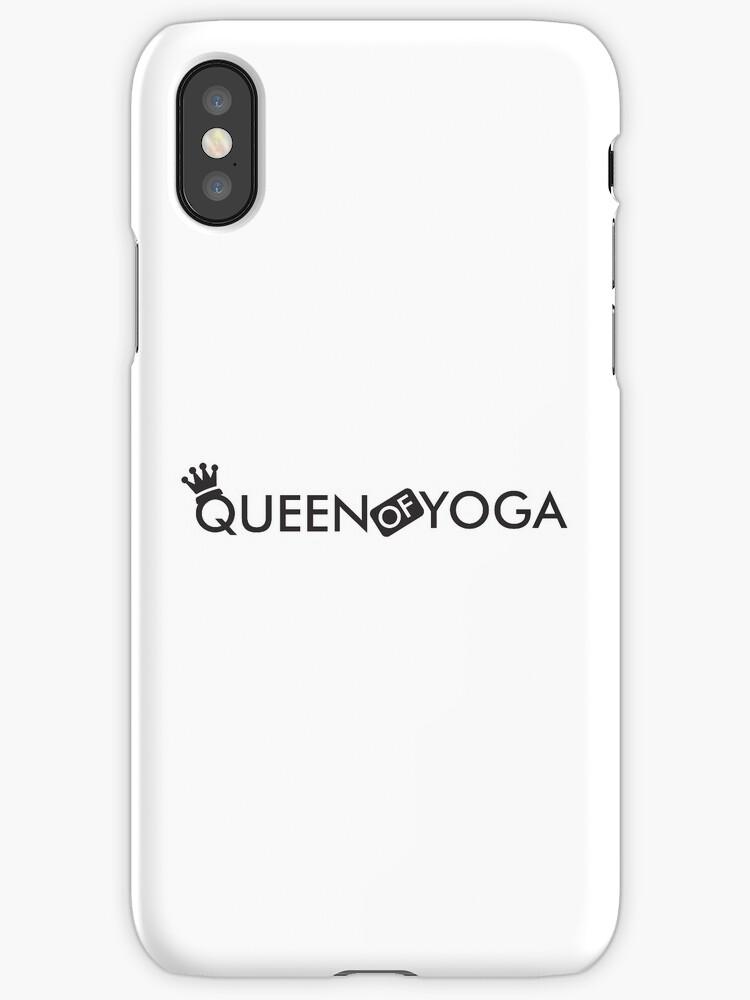 Queen of yoga by nektarinchen