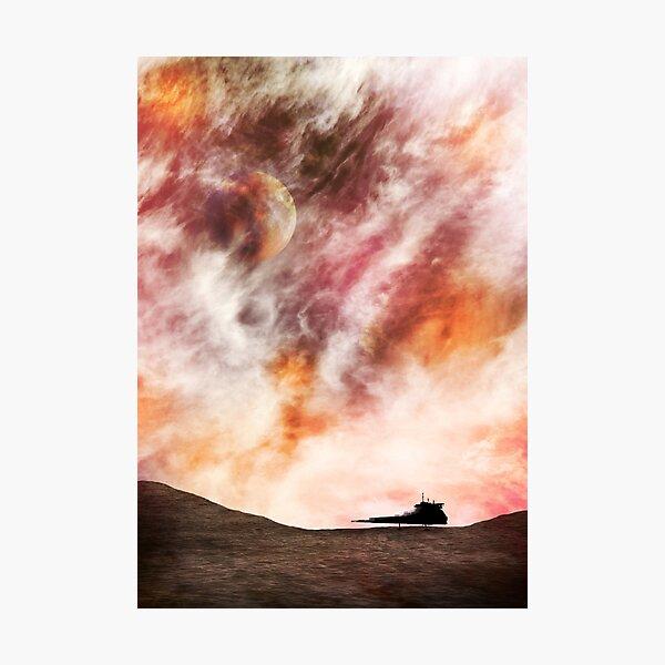 Explorer Photographic Print
