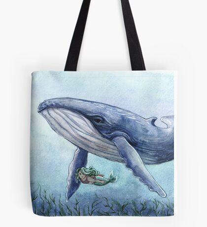 Aquatic Friends Tote Bag