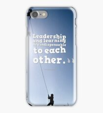 Inspirational Quotes - Leadership - 3a iPhone Case/Skin