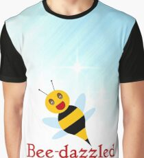 Bee-dazzled Graphic T-Shirt