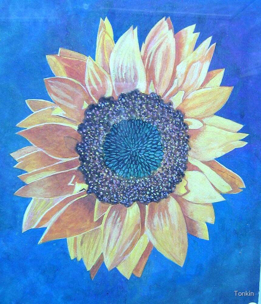 Sunflower 2 by Tonkin