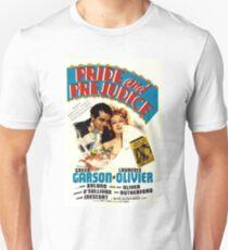 Pride and Prejudice Poster (1940) Unisex T-Shirt