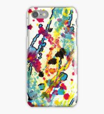 Experiments in Motion-Quad 1-Part 2 iPhone Case/Skin