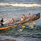 MacMasters Boat Crew  by Annette Blattman