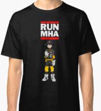 RUN MHA Deku 80's Swag Classic T-Shirt