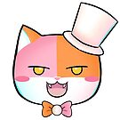 Dapper Cat by devicatoutlet