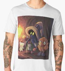 Vivi Dark Friends Men's Premium T-Shirt
