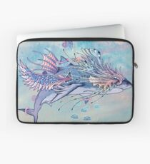 Journeying Spirit (Shark) Laptop Sleeve