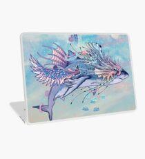 Journeying Spirit (Shark) Laptop Skin