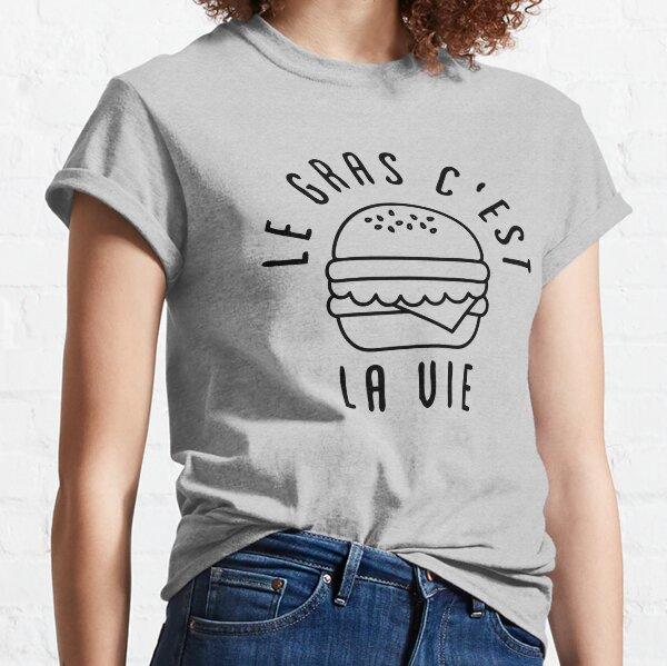 LGCLV Burger Salade T-shirt classique