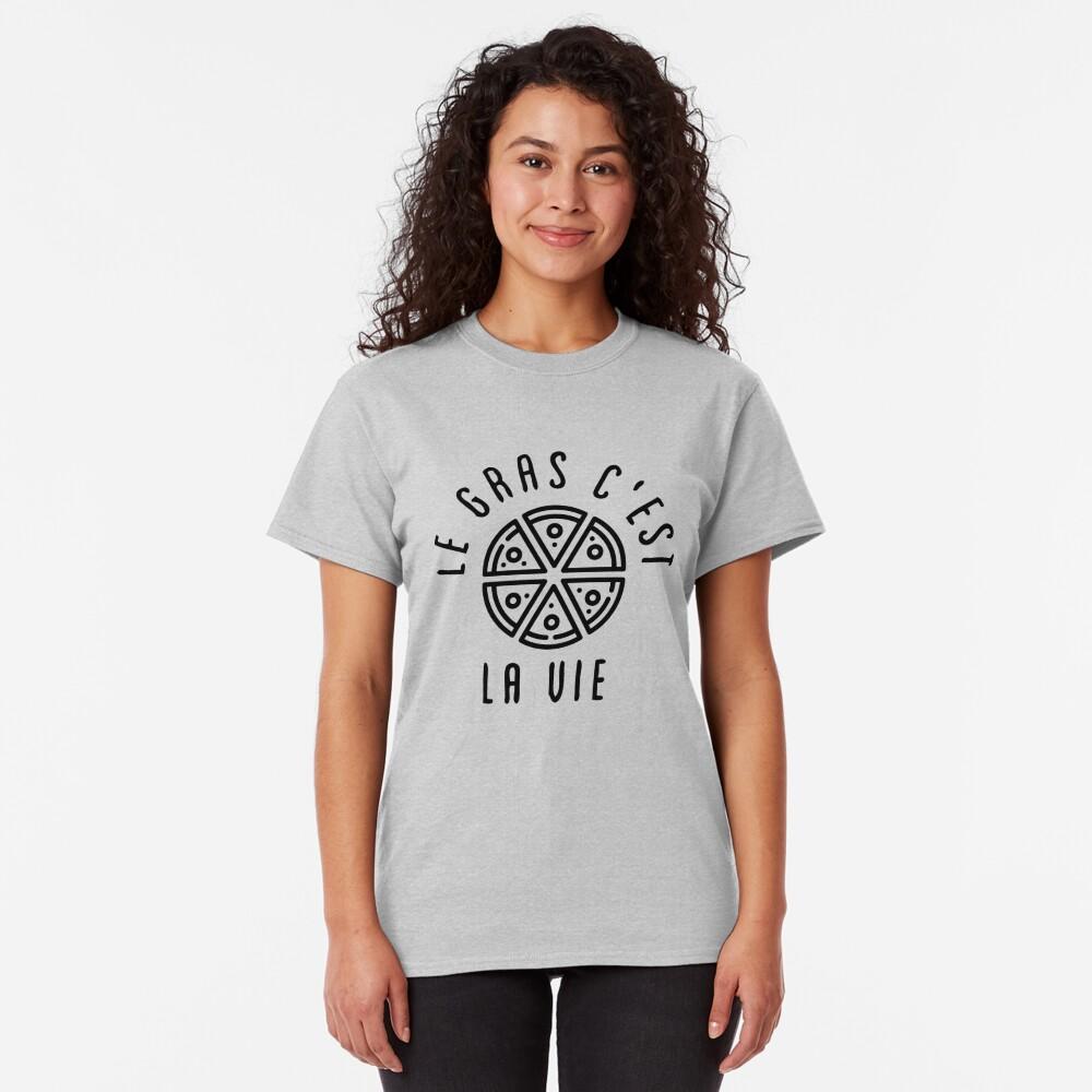 T-shirt classique «LGCLV Pizza»