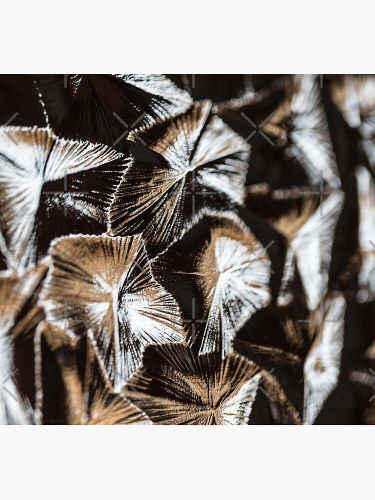 Fluted glass pattern retro by nobelbunt