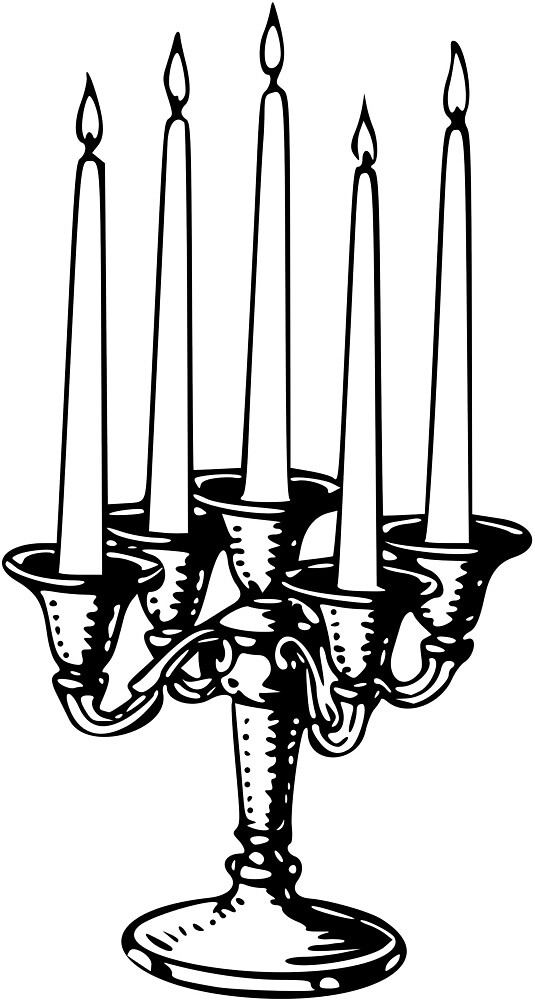 Candelabrum by seriouscereal