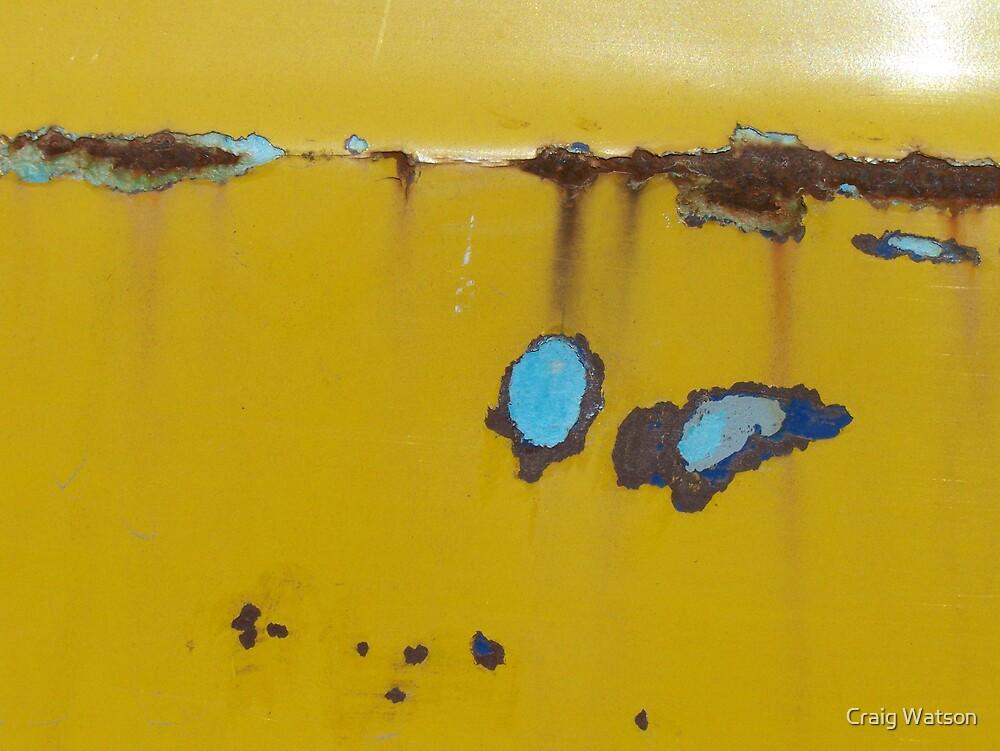 Spots of Sky Blue by Craig Watson