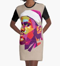 Lebron James Graphic T-Shirt Dress