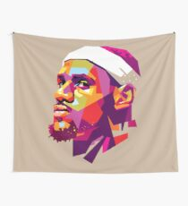 Lebron James Wall Tapestry