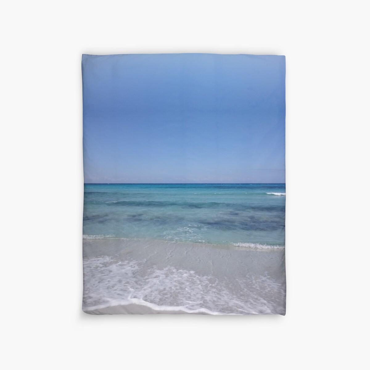 oh la belle bleue plage corse paradisiaque mer belle eau bleue et turquoise duvet. Black Bedroom Furniture Sets. Home Design Ideas