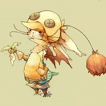 Chocobo Knight by MariSan23