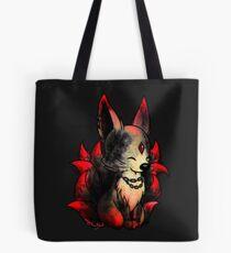 Kyuubi Series: Shadow Tote Bag