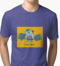 Brawlhalla - Kor In Space Tri-blend T-Shirt