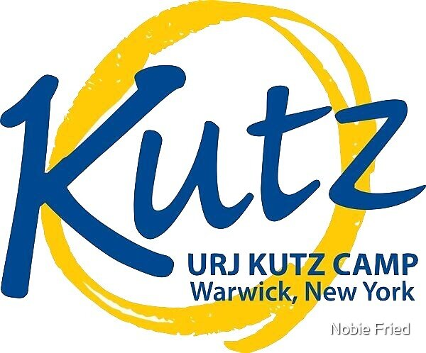 Official URJ Kutz Camp Logo by Nobie Fried