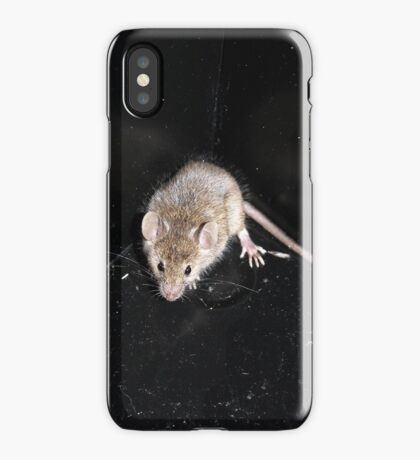 Ever felt cornered and binned? iPhone Case/Skin