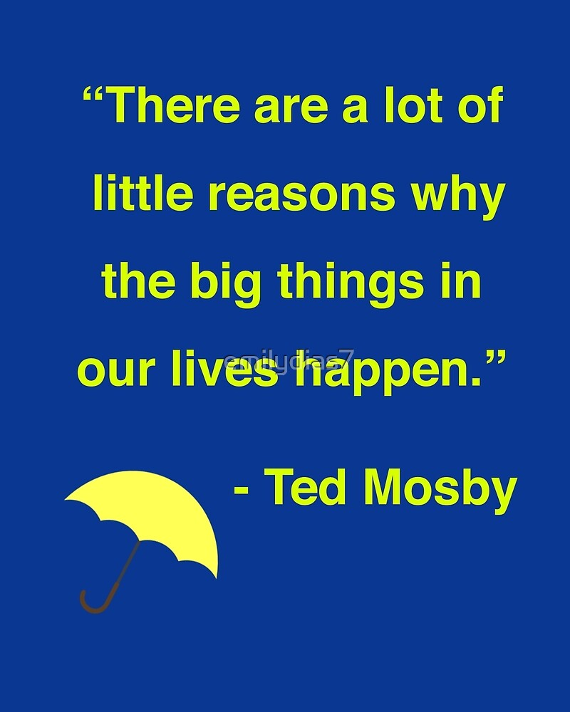 Ted Mosby by emilydias7