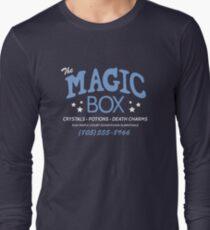 The Magic Box Long Sleeve T-Shirt