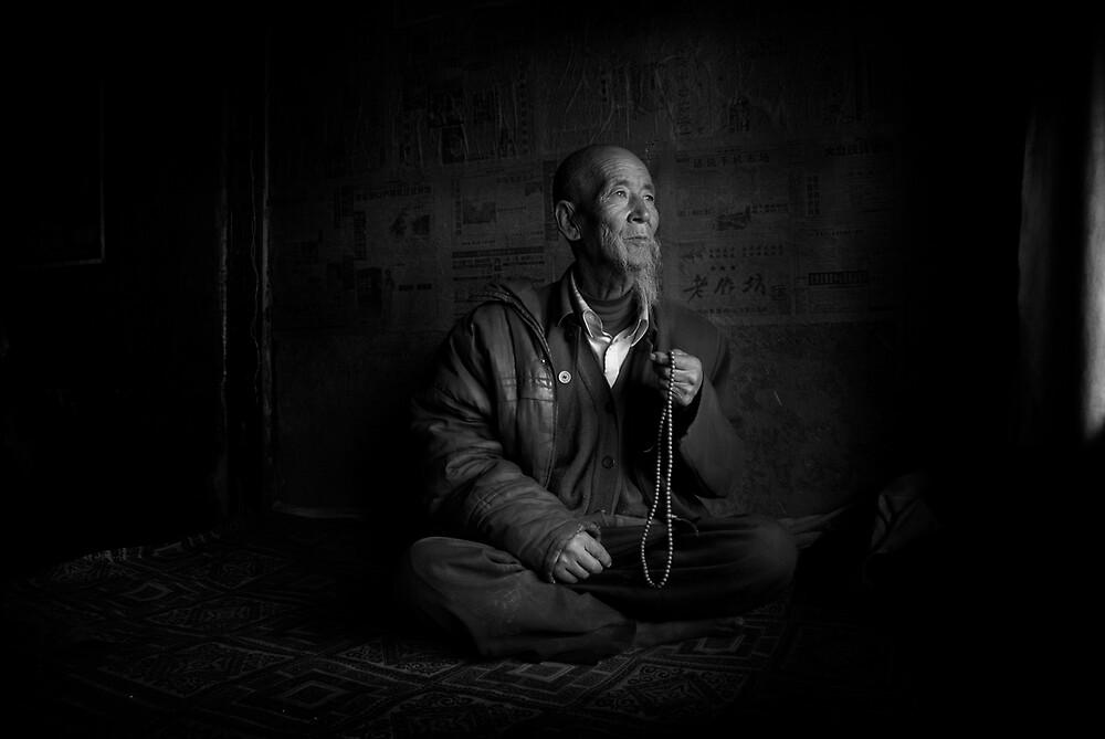 Inhabitant 008 by Zhaomin