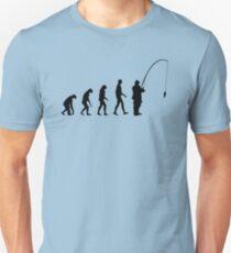 Evolution Fishing Unisex T-Shirt