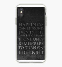 Vinilo o funda para iPhone Felicidad
