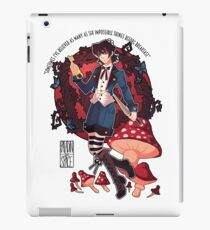 Keith Madness Return iPad Case/Skin