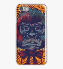 Gorilla Edu iPhone Case/Skin