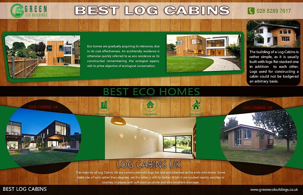 Best Log Cabins by Log-Cabins