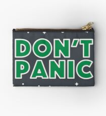 Don't Panic Studio Pouch