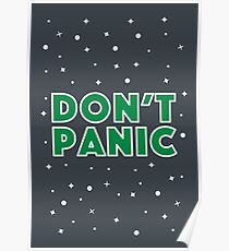 Keine Panik Poster