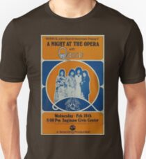 A Night At The Opera- Live Unisex T-Shirt
