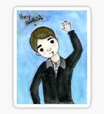 Hi Sherlock! Sticker
