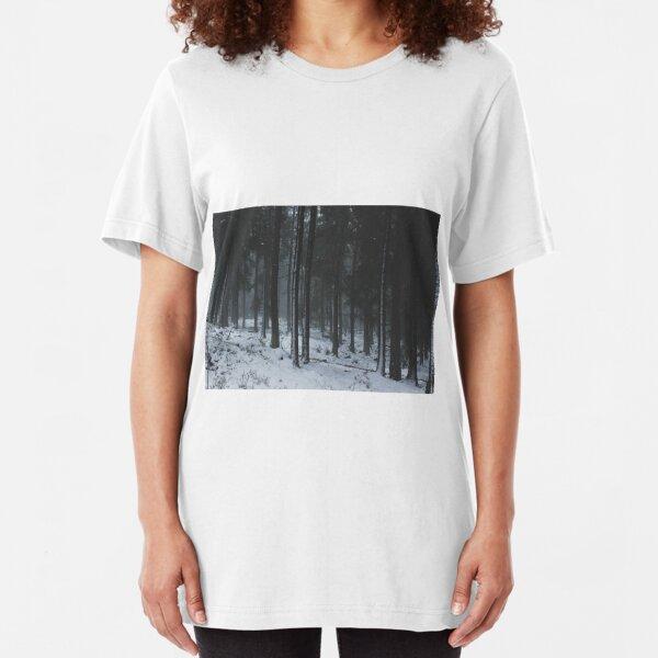 Untouched I Slim Fit T-Shirt