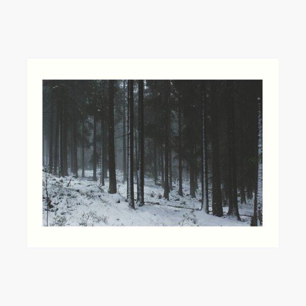 Untouched I Art Print