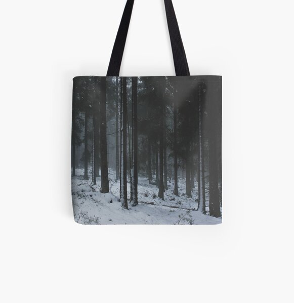 Untouched I All Over Print Tote Bag